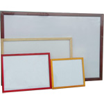 Colored Powder-Coated Frames